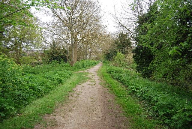 Royal Military Canal Path