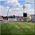 SK5838 : Trent Bridge: a Test Match hundred by John Sutton