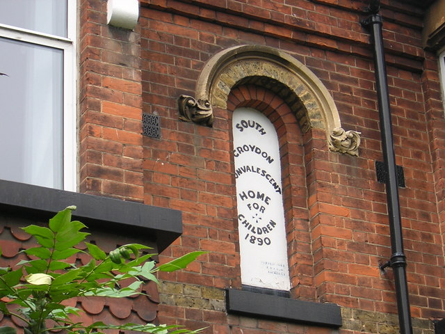 Former South Croydon Convalescent Home for Children, now South Croydon Business Centre