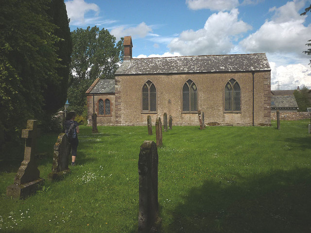 Church of St Mary, Little Strickland