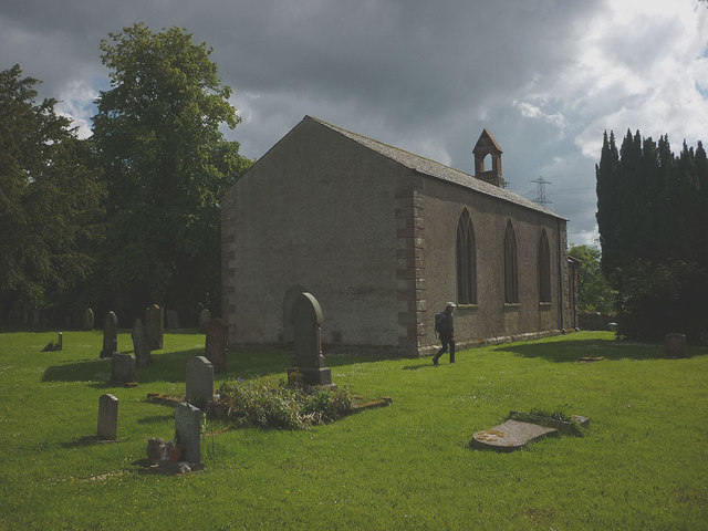 St Mary's Church, Little Strickland (2)