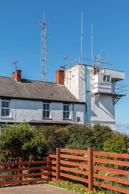 Coastguard Station,  Flamborough Head, Yorkshire