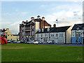 NZ5229 : The Marine Hotel by John Lucas