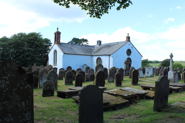 Ruthwell Church & Graveyard