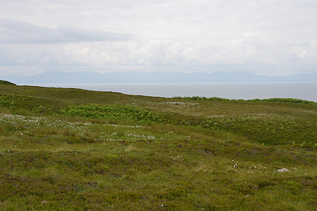 Moorland south of South Erradale