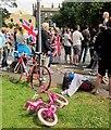 SE3155 : Bikes at the Tour de France, Harrogate by Derek Harper