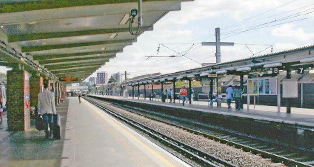 West Ham (High Level) Station