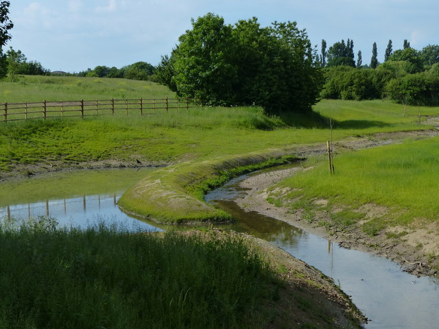 Lubbesthorpe Brook Flood Alleviation Scheme