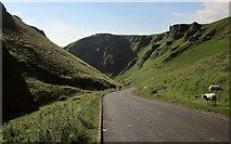 SK1382 : Winnats Pass by Derek Harper