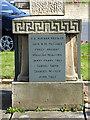 NZ5230 : Seaton Carew War Memorial by John Lucas