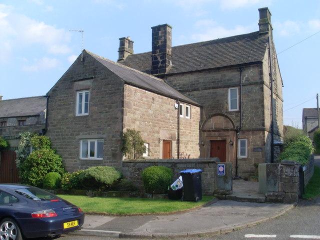 Elton Old Hall, Elton