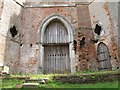SX9684 : Western entrance to Powderham Belvedere by Stephen Craven