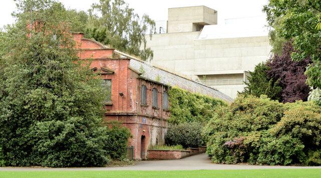 The Tropical Ravine, Botanic Gardens, Belfast  (July 2014)