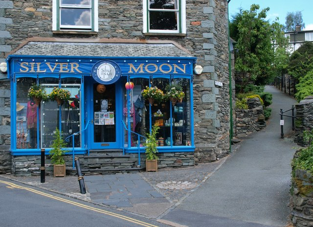 The Silver Moon Ambleside