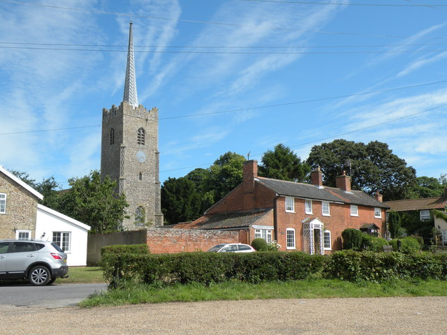 Holy Trinity: the parish church of Middleton