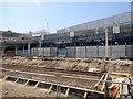 SJ8499 : Manchester Victoria Redevelopment (July 2014) by David Dixon