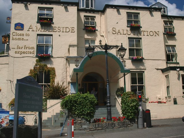 Ambleside Salutation Hotel