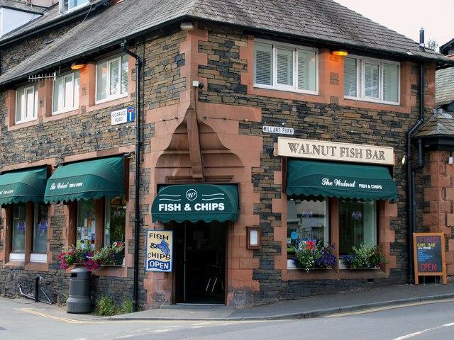 The Walnut Fish Bar