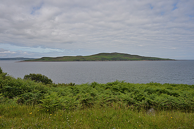 View out to Gruinard Island