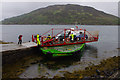 NG7821 : Kylerhea ferry by Ian Taylor