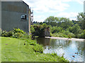 NT7233 : Disused mill stream, Kelso by Oliver Dixon
