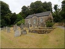 NM9247 : Portnacroish Episcopal Church by Euan Nelson