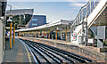 TQ2481 : Westbourne Park LUL Station by Ben Brooksbank