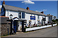 SW6522 : The Halzephron Inn, Chyanvounder by Bill Boaden