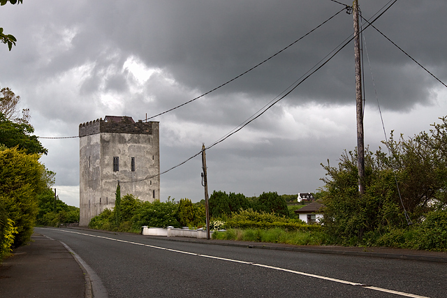 Castles of Connacht: Ballindooly, Galway