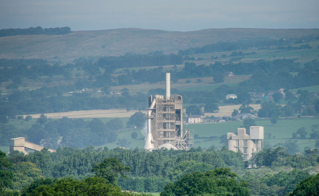 Clitheroe Cement Works