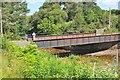 NT3054 : Bridge over Gladhouse Reservoir spillway by Jim Barton