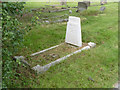 SU6783 : War grave in St John's Churchyard, Stoke Row by Alan Murray-Rust