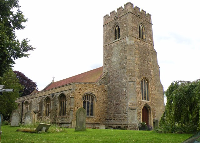St. Andrew: the parish church of Oakington