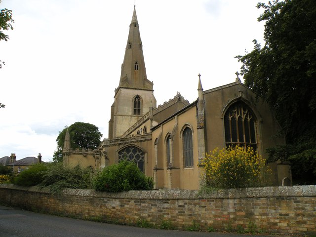St. Mary: the parish church of Over