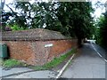 TQ0386 : Village Road, Denham by Bikeboy