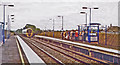 SK2928 : Willington Station, on reopening 1995 by Ben Brooksbank