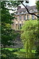 TQ4274 : Eltham Palace, seen across the moat by David Martin