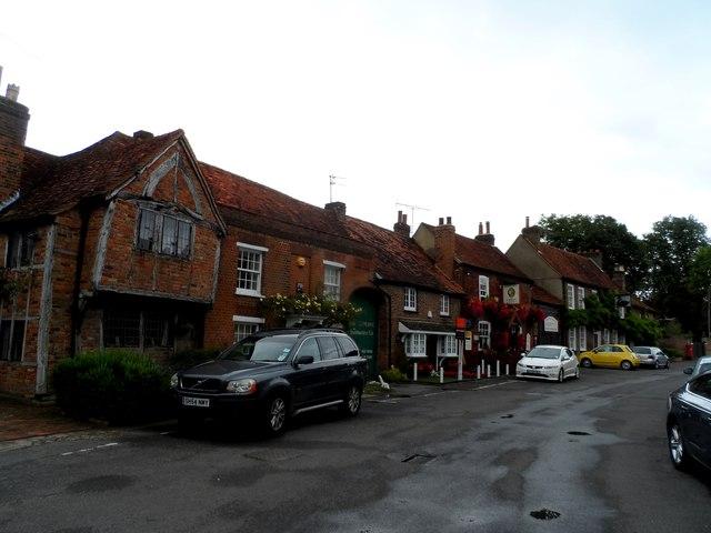 C17 and C18 buildings, Denham
