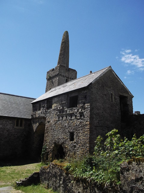 The Old Priory, Caldey Island