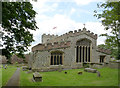 SU6491 : Ewelme Church, east end by Alan Murray-Rust