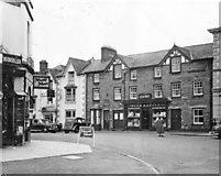 SH7400 : Heol Pentrerhedyn in 1958, Machynlleth, Powys by Francis W Chadwick