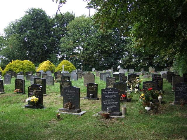 Cemetery, Longford