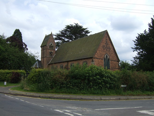 Christ Church, Longlane