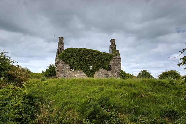 Castles of Connacht: Dundonnell, Roscommon (1)