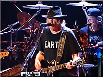 SJ3489 : Neil Young at the Echo Arena by Neil Theasby