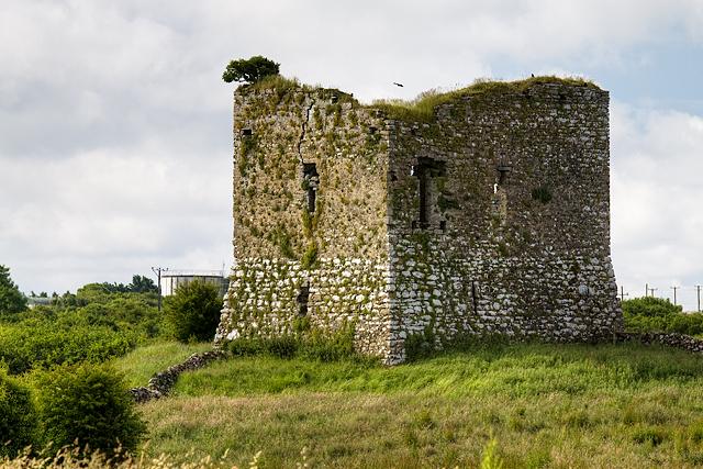 Castles of Connacht: Ballisnahyny, Mayo