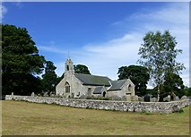 NY9393 : St Cuthbert's Church, Elsdon by Russel Wills