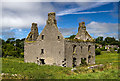 G6639 : Castles of Connacht: Ballincar, Sligo (4) by Mike Searle