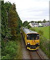 NH5250 : Network Rail test train, approaching Muir of Ord by Craig Wallace