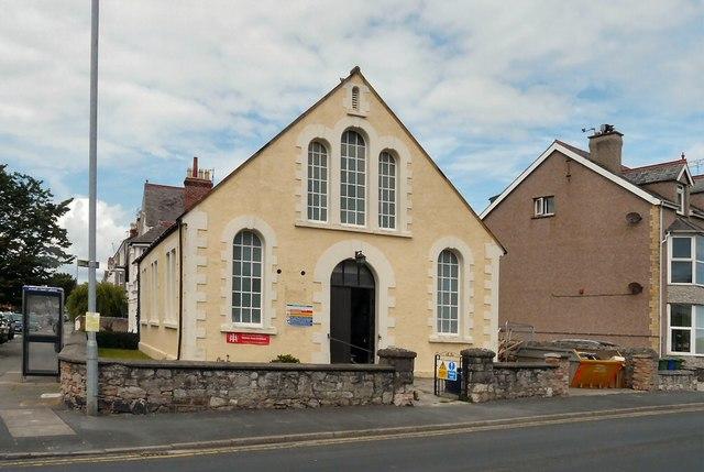 Former Bethania Chapel